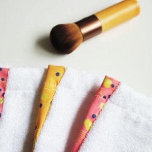 gants visage en bambou kajiji