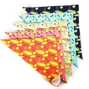 mouchoirs en tissu de coton bio