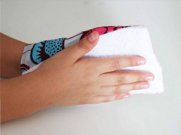 gant visage wax ka-ji-ji kajiji