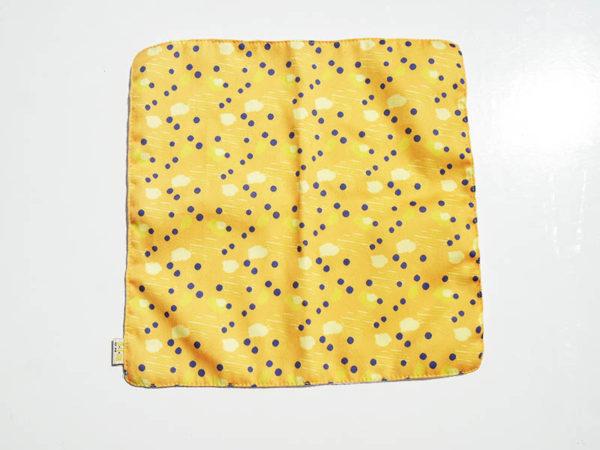 mouchoir jaune
