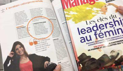 presse Management féminin L'UNIQUE POUR BEB