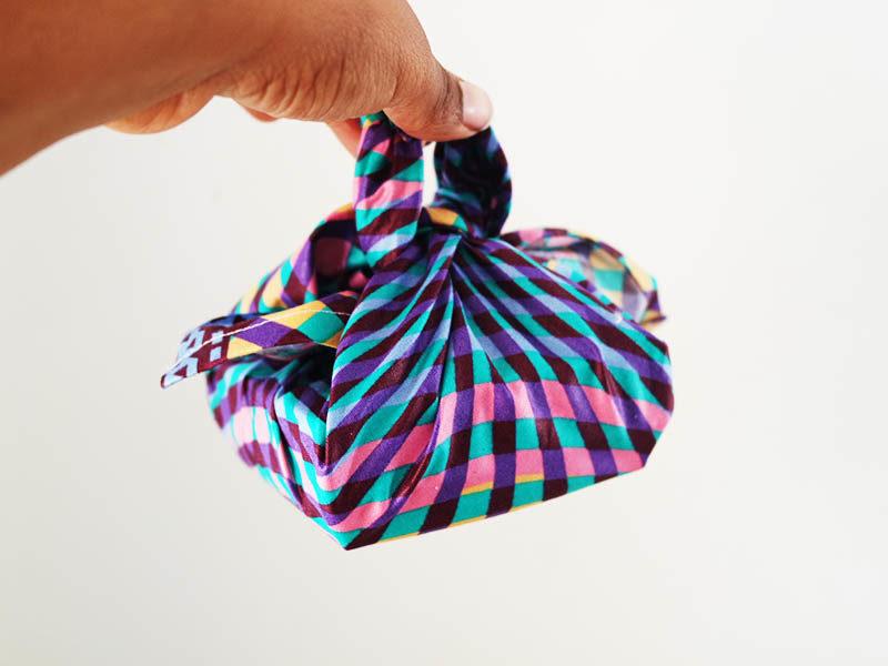 tissu pour Furoshiki kajiji