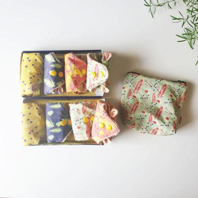 pack de 8 serviettes menstruelles lavables yvelines