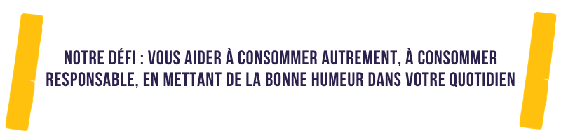 consommer autrement, consommer responsable