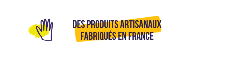 Ka.Ji.Ji, des produits fabriqués de façon artisanale en France