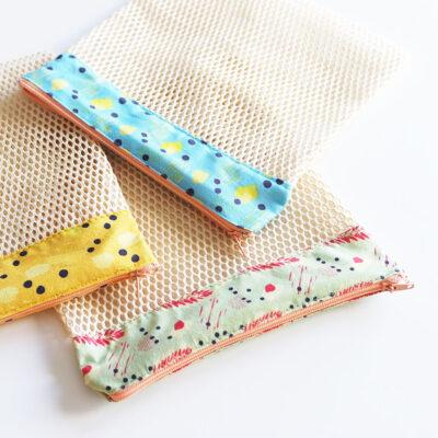 filet de lavage en coton bio Ka.ji.ji